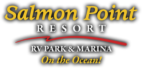 Salmon Point Resort logo