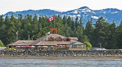 salmon point restaurant