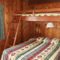 Beachfront Cabin Rental Salmon Point Resort